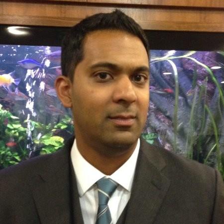 Ravi Hulasi Headshot