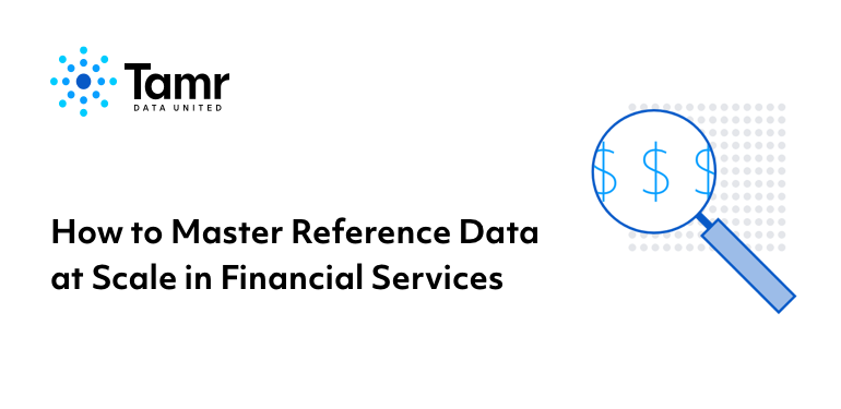 Customer Reference Data Webinar