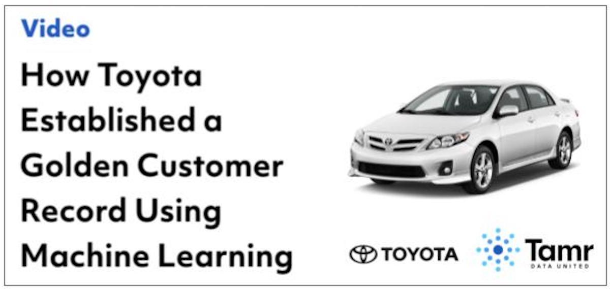 Toyota Golden Record